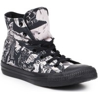 Chaussures Baskets montantes Converse CT HI 549640C czarny, beżowy