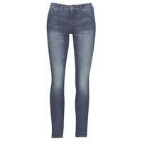 Vêtements Femme Jeans slim Armani Exchange 6GYJ25-Y2MKZ-1502 Bleu