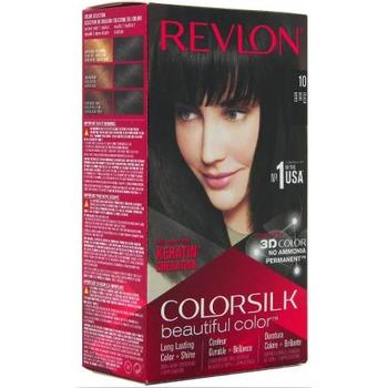Beauté Femme Colorations Revlon Coloration Colorsilk n°10 Noir Autres