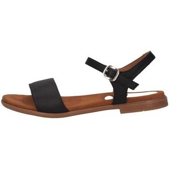 Chaussures Enfant Sandales et Nu-pieds Unisa LIRITA NT CAN BLACK Noir