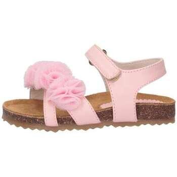 Chaussures Enfant Sandales et Nu-pieds Il Gufo G542 ROSA Rosa