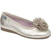 Chaussures Fille Ballerines / babies Gorila 23657-24 Doré