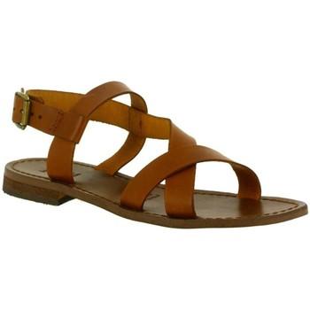 Chaussures Femme Sandales et Nu-pieds Iota 2036 cuoio