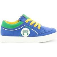 Chaussures Garçon Baskets basses Mod'8 695510 bleu