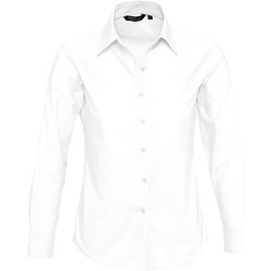 Vêtements Femme Chemises / Chemisiers Sols EMBASSY OXFORD GIRL Blanco