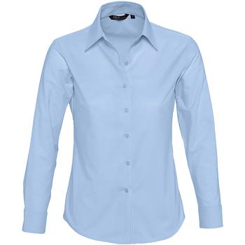 Vêtements Femme Chemises / Chemisiers Sols EMBASSY OXFORD GIRL Azul