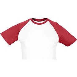 Vêtements Homme T-shirts manches courtes Sols FUNKY CASUAL MEN Multicolor