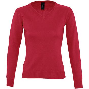 Vêtements Femme Pulls Sols GALAXY SWEATER WOMEN Rojo