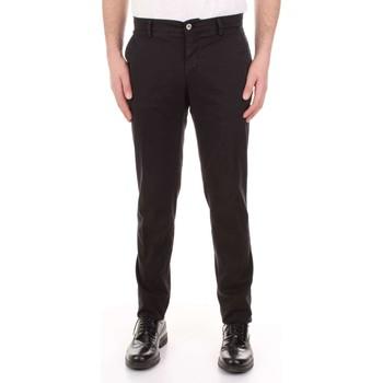 Vêtements Homme Pantalons 5 poches Mason's MILANO-CBE024 Noir