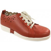 Chaussures Femme Baskets mode Hirica Basket GABRIELLE Rouge rouge