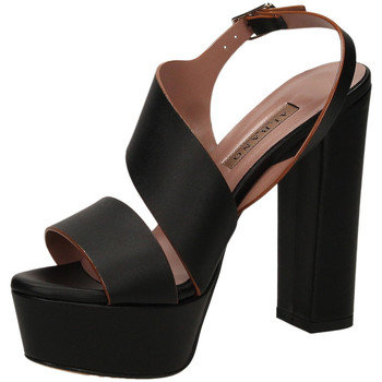Chaussures Femme Sandales et Nu-pieds Albano KUT nero-nero