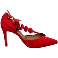 Chaussures Femme Escarpins L'arianna CAMO rosso-rosso