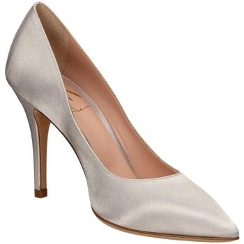 Chaussures Femme Escarpins Malù RASO nikel-nikel