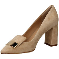 Chaussures Femme Escarpins The Seller CAMOSCIO camel-camel