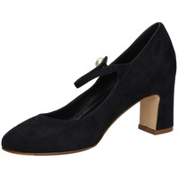 Chaussures Femme Escarpins The Seller CAMOSCIO navy-navy