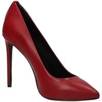 Chaussures Femme Escarpins Marc Ellis CAMOSCIO fuego-rosso
