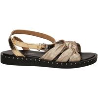 Chaussures Femme Sandales et Nu-pieds Janet&Janet KALIKA plati-platino