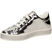 Chaussures Femme Baskets basses Liu Jo AGYNESS 00532-argento