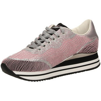 Chaussures Femme Baskets basses Crime London FUGITIVE pink-rosa