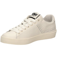 Chaussures Femme Baskets basses Pony AURORA LEATHER a4-bianco