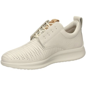 Chaussures Femme Baskets basses Ecco AQUET LADIES white-bianco