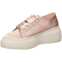 Chaussures Femme Baskets basses Superga 2287-SATINW 914-rosa