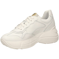 Chaussures Femme Baskets basses Lemaré NAPPA white-bianco