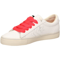 Chaussures Femme Baskets basses All Star PRO LEATHER VULC OX white-bianco