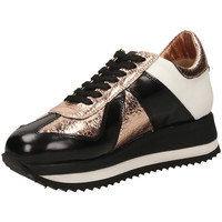 Chaussures Femme Baskets basses Alexander Smith CRACKLE rose-rosa