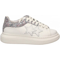Chaussures Femme Baskets basses 2 Stars LOW bianco-multicolor