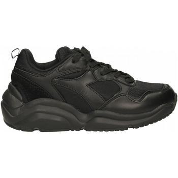 Chaussures Running / trail Diadora WHIZZ RUN c8018-bianco-fuxia-verde