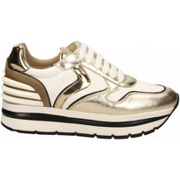 Chaussures Femme Baskets basses Voile Blanche MAY POWER platino-bianco-sughero