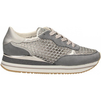 Chaussures Femme Baskets basses Crime London CRIME silver