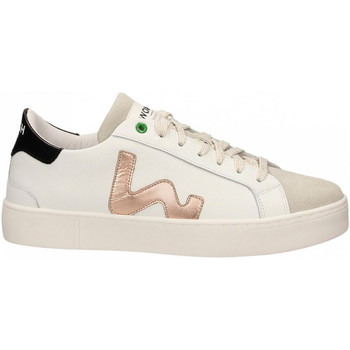 Chaussures Femme Baskets basses Womsh SNIK white-copper
