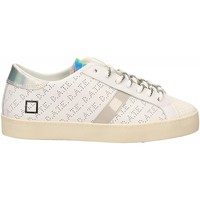 Chaussures Femme Baskets basses Date HILL LOW CALF white-iridescent