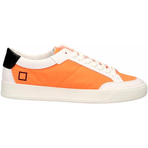 Chaussures Femme Baskets basses Date JET REFLEX orange