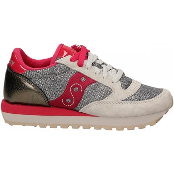 Chaussures Femme Baskets basses Saucony JAZZ O W FLORAL - SMU silver-rose