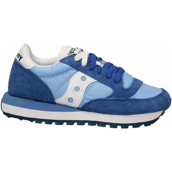 Chaussures Femme Baskets basses Saucony JAZZ O W blue-white