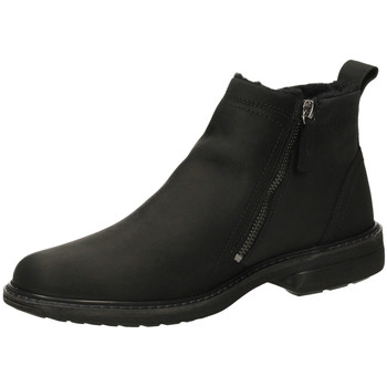 Chaussures Homme Boots Ecco TURN DRAGO black-nero