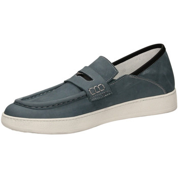 Chaussures Homme Mocassins Guardiani PHILO ka70-blu