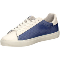 Chaussures Homme Baskets basses Date NEWMAN POP NET sky-sky
