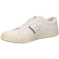 Chaussures Homme Baskets basses Converse ONE STAR OX where-bianco
