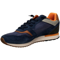 Chaussures Homme Baskets basses Lotto TOKYO GINZA LTH blana-navy