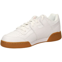 Chaussures Homme Baskets basses Reebok Sport WORKOUT PLUS white-bianco