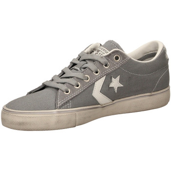 Chaussures Homme Baskets basses Converse PRO LEATHER VULC DIS dolph-grigio