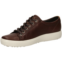 Chaussures Homme Baskets basses Ecco SOFT 7 whisk-whisky