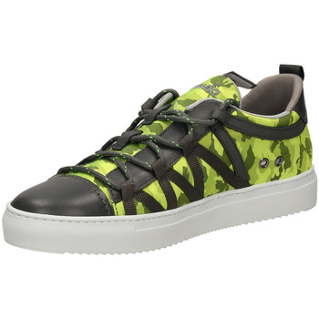 Chaussures Homme Baskets basses Barracuda  lime-lime