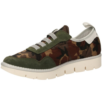 Chaussures Homme Baskets basses Panchic GRANONDA BASSO CAMO camou-camouflage