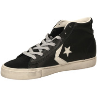 Chaussures Homme Baskets montantes All Star PRO LEATHER VULC DIS black-nero