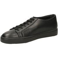 Chaussures Homme Baskets basses Santoni TENNIS 6F+T.LIS+INF ydn01-nero
